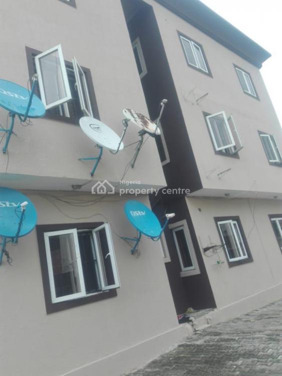 6 Units of 3 Bedroom Flat, Eletu Way, Osapa, Lekki, Lagos, Flat / Apartment for Sale