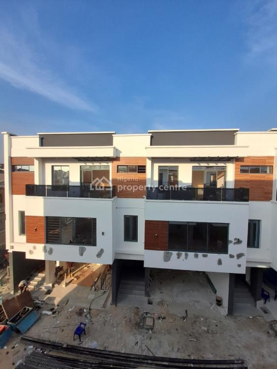 4 Bedrooms Terraced Duplex, Ologolo, Lekki, Lagos, Terraced Duplex for Sale