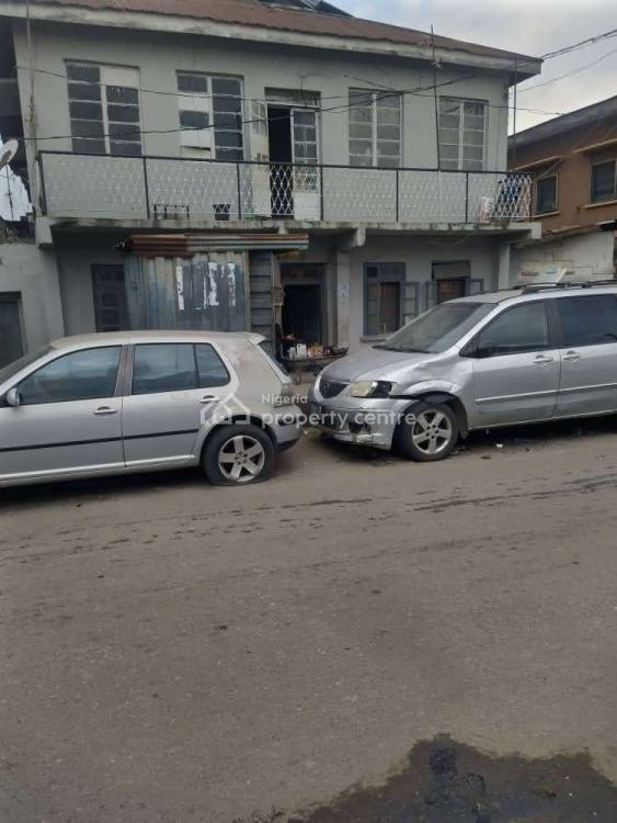 a Storey Building Convertible, Off Western Avenue, Ojuelegba, Surulere, Lagos, Block of Flats for Sale