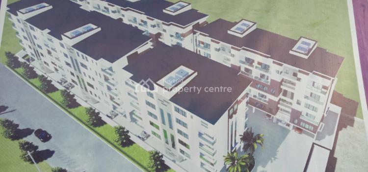 3 Bedroom Water Front Apartment, Off Christ Embassy Church Elegushi, Ikate Elegushi, Lekki, Lagos, Terraced Duplex for Sale