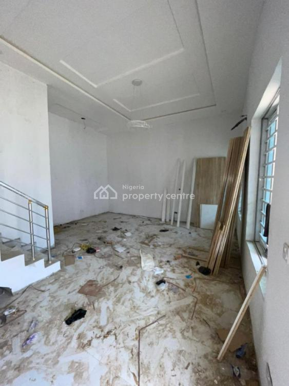 4 Bedroom Terrace Duplex with Swimming Pool and Gym, By Second Toll Gate, Lekki Phase 2, Lekki, Lagos, Terraced Duplex for Sale