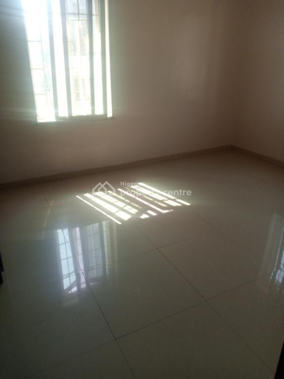 Self Service 3 Bedroom Flat Upstairs, Beside Friends Colony, Osapa, Lekki, Lagos, Flat / Apartment for Rent