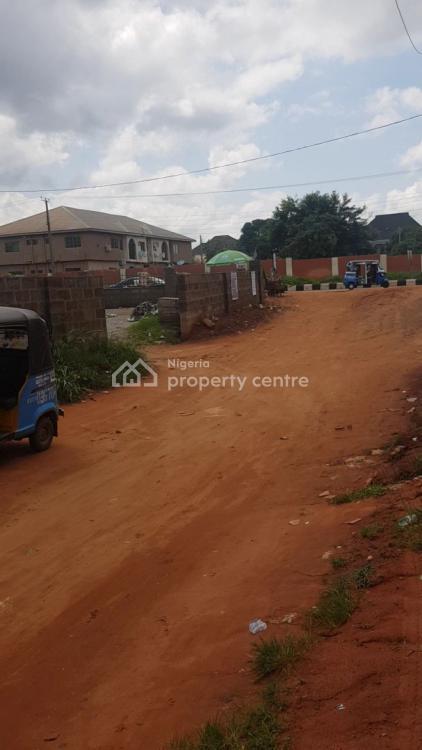 2700sqm of Land, Along Okpanam Road, Oshimili South, Delta, Land for Sale