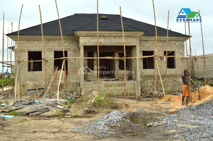 Luxury 3 Bedroom Fully Detached Castle Bungalow, De Castle, Oribanwa, Ibeju Lekki, Lagos, Detached Bungalow for Sale