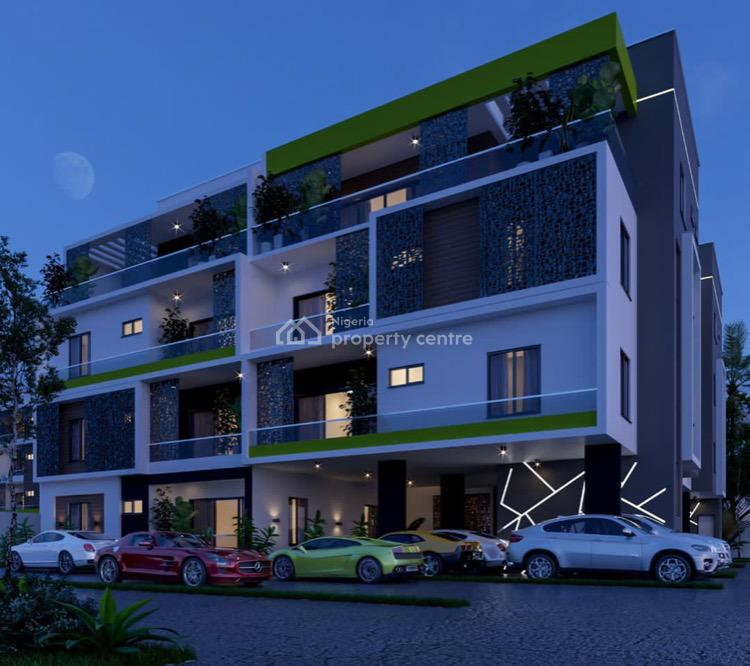 Superb Location, High Roi, Governors Consent, The Pearl Residences, Abijo, Lekki, Lagos, Block of Flats for Sale