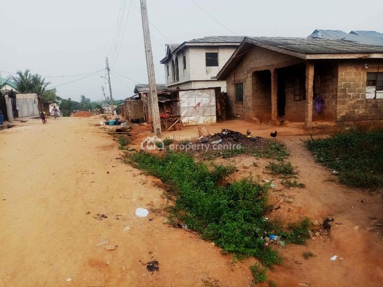a Partly Completed Room and Parlour Building on a Full Plot of Land., Isawo, Ikorodu, Lagos, Detached Bungalow for Sale