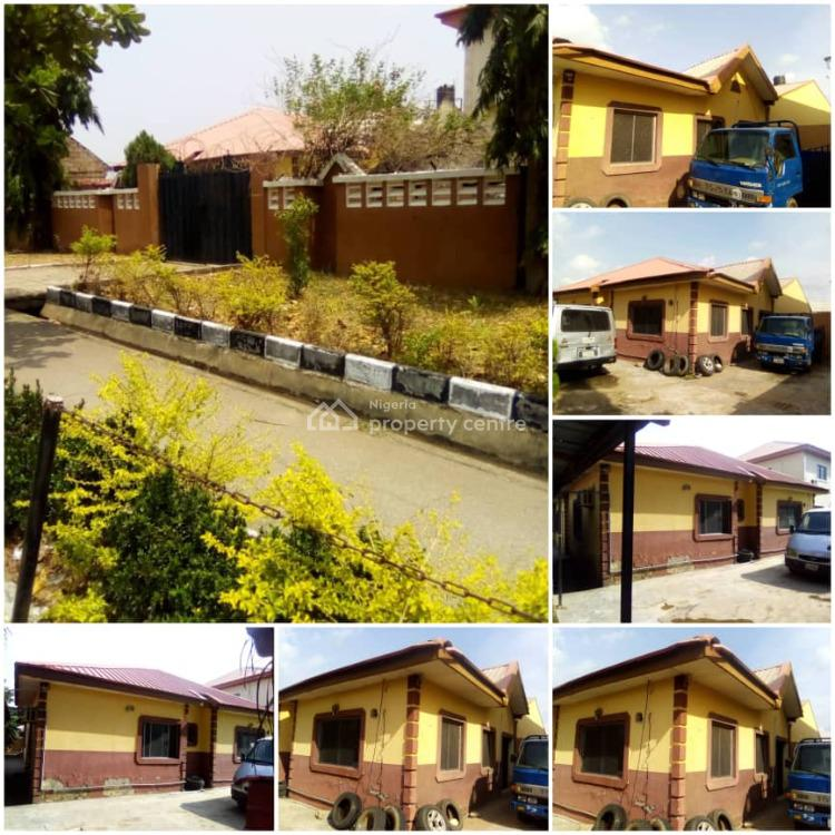 4 Bedroom Bungalow on 423sqm, First Avenue, Gwarinpa, Abuja, Detached Bungalow for Sale