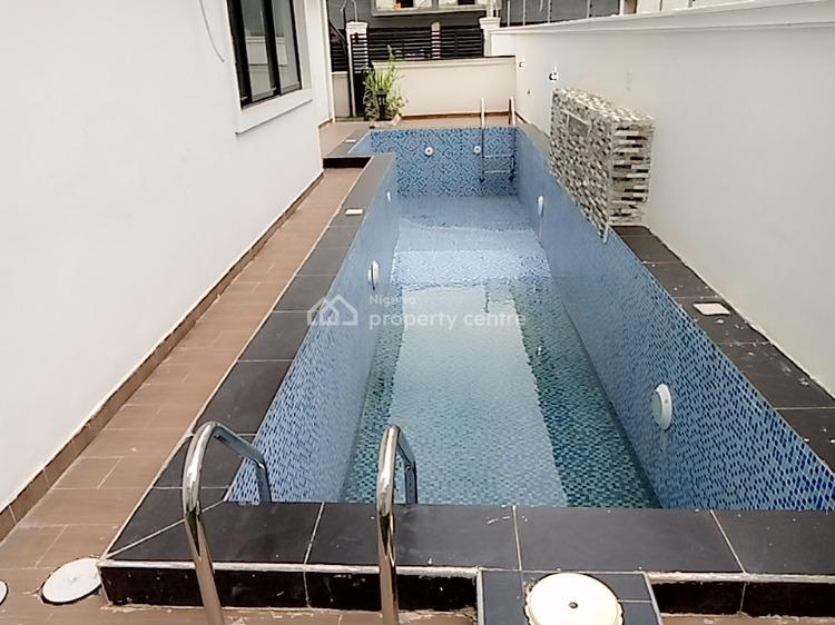 a Very Brand New 5 Bedroom Fully Detached Duplex and a Bq, Agungi, Lekki, Lagos, Detached Duplex for Rent