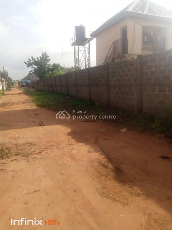 16 Plots of Land Fenced and Gated, Behind Nta, Asaba, Delta, Mixed-use Land for Sale