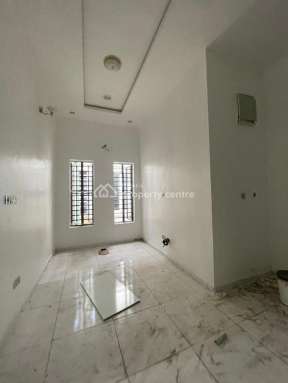 Beautiful 4 Bedroom with Drive Way in a Gated and Secure Estate, Ologolo, Lekki, Lagos, Semi-detached Duplex for Sale