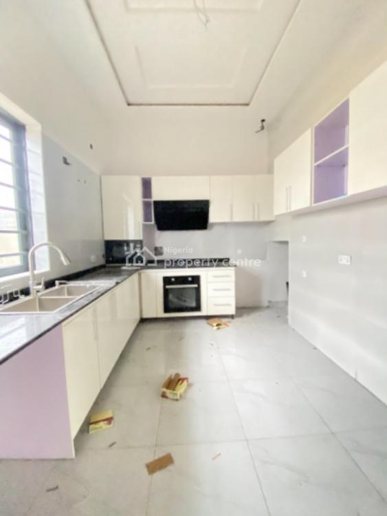 Nicely Finished 4 Bedroom Terraced Duplexes, By Chevron Toll, Lekki, Lagos, Terraced Duplex for Sale