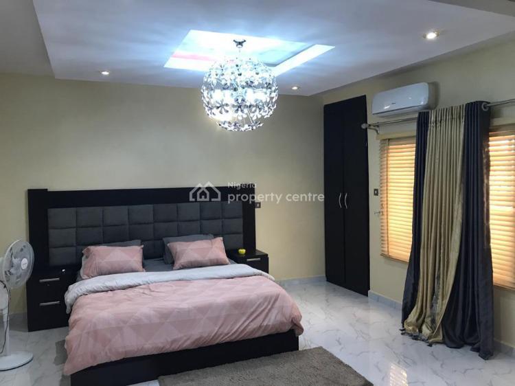 Luxury Furnished Service 3 Bedroom Terrace, Lekki Gardens 5, Ajah, Lagos, Terraced Duplex for Rent