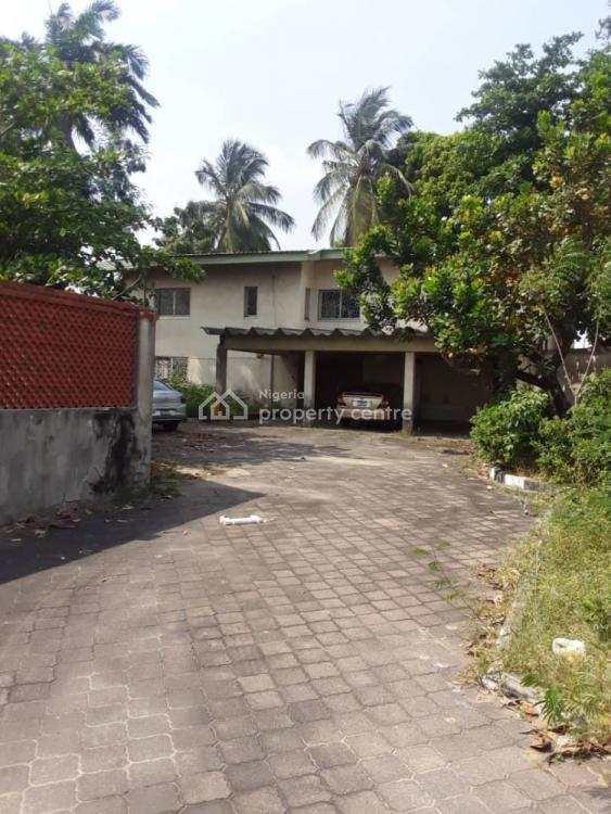 a Detached House, Tiamiyu Salvage Street, Victoria Island (vi), Lagos, Detached Duplex for Sale