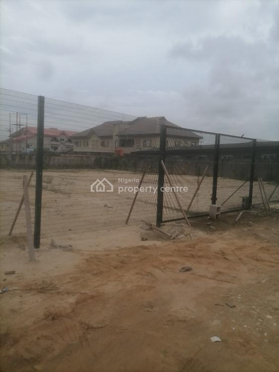 Bareland Fenced Measuring  2153,390sqmt, Arowojobe Estate., Mende, Maryland, Lagos, Mixed-use Land for Sale