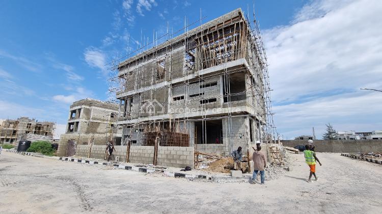 5 Bedroom Luxury Smart House, Patrick Harbour Olori Mojishola, Ikoyi, Lagos, Detached Duplex for Sale