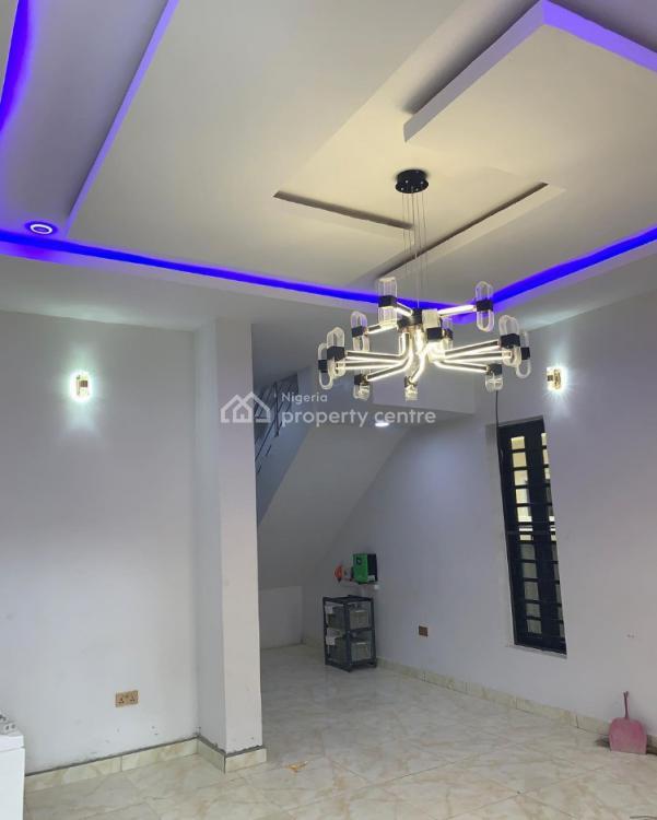 Beautiful 4 Bedroom Fully Detached Duplex + Bq, Close to Chevron Toll Gate, Ikota, Lekki, Lagos, Detached Duplex for Sale