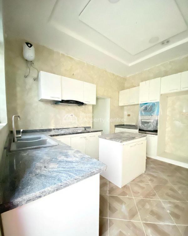 4 Bedroom Semi Detached Duplex, Orchid Road, Lekki, Lagos, Semi-detached Duplex for Sale