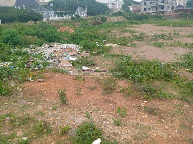 Residential Plot, Asokoro District, Abuja, Residential Land for Sale