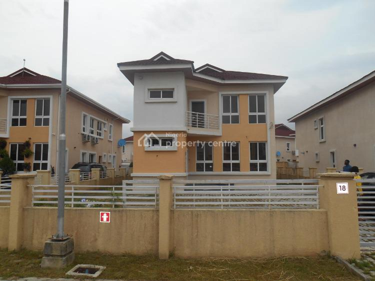 Spacious 4 Bedroom Detached Duplex, Cadogan Estate, Osapa, Lekki, Lagos, Detached Duplex for Sale