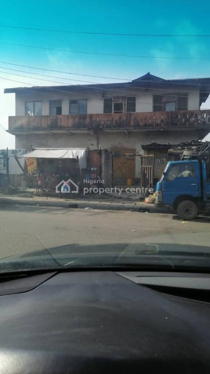 Storey Building, Yaba, Lagos, House for Sale