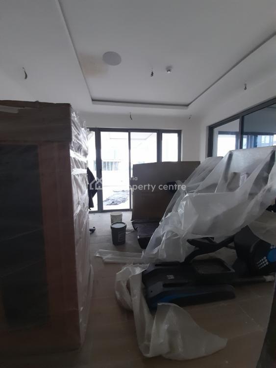 5 Bedroom Detached Duplex with 2 Room Bq, a Study, Cinema, & Pool, Ikoyi, Lagos, Detached Duplex for Sale