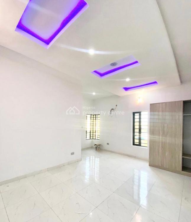 a Beautiful 4 Bedroom Semi Detached  Duplex with a Bq, Lekki Expressway, Lekki, Lagos, House for Sale