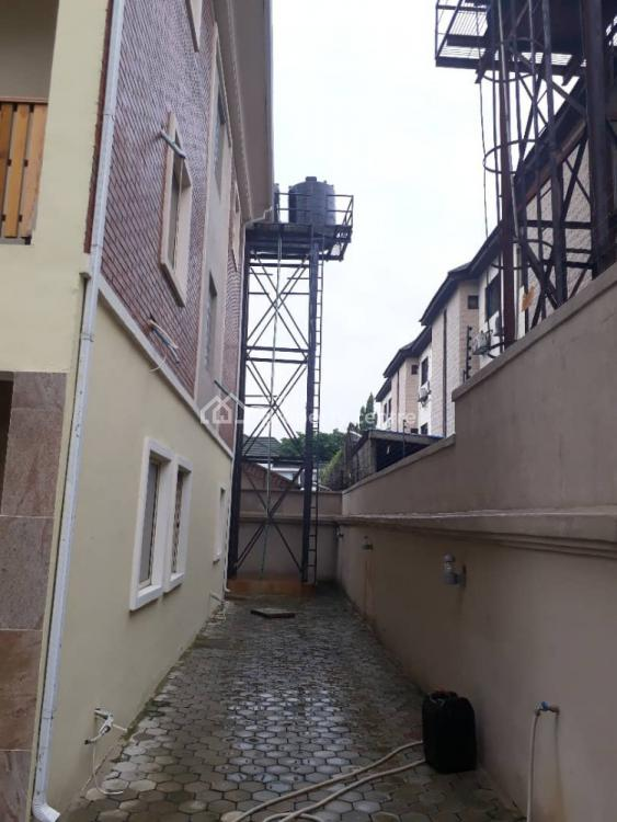 4 Bedroom Duplex with a Bq, Parkview, Ikoyi, Lagos, Terraced Duplex for Sale