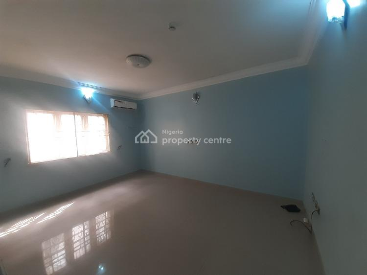 Standard 3 Bedroom Flat with Bq, Katampe Extension, Katampe, Abuja, Flat / Apartment for Rent