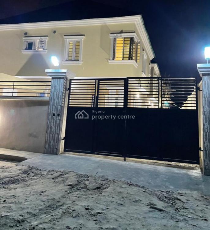 Luxury 5 Bedroom Semi Detached Duplex in a Serene Environment, Off Orchid Hotel Road. Beside Colplag Estate., Lekki, Lagos, Semi-detached Duplex for Sale