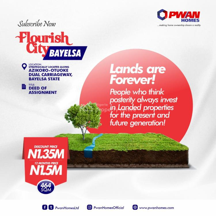 Deed of Assignment, Azikoro Otuoke, Southern Ijaw, Bayelsa, Mixed-use Land for Sale