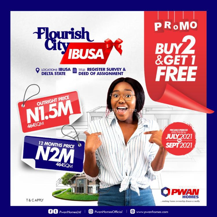 Registered Survey and Deed of Assignment, Ibusa, Warri, Delta, Mixed-use Land for Sale