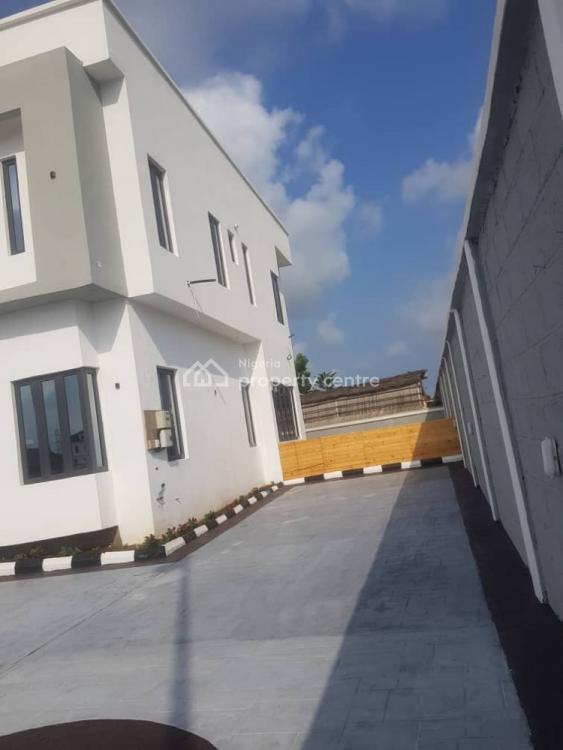 Newly Built 4 Bedroom Duplex, Royal Garden, Ajah, Lagos, Semi-detached Duplex for Sale