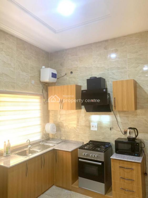 4 Bedroom Terrace Duplex with Bq, Guzape District, Abuja, Terraced Duplex for Rent