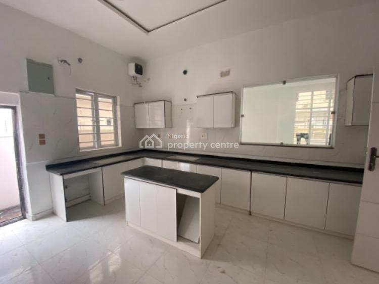 4 Bedroom Detached House with 24hrs Light, Orchid Road, Lafiaji, Lekki, Lagos, Detached Duplex for Sale