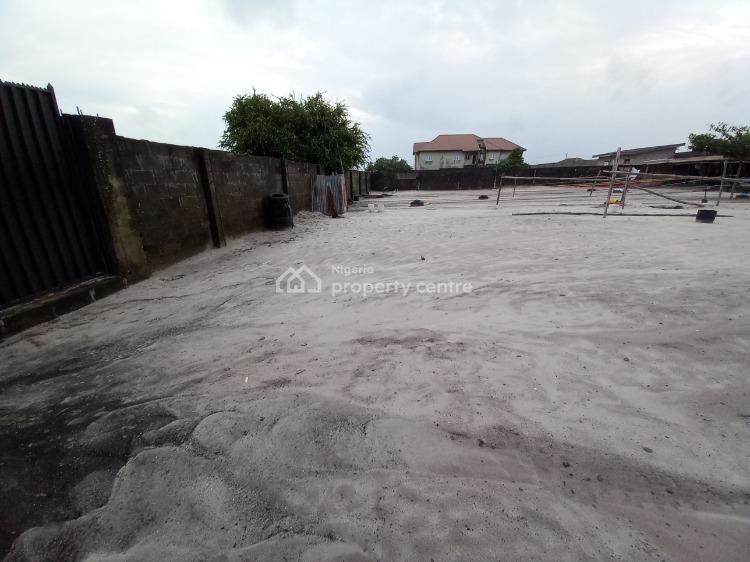 2 Plots of Dry Land Fenced and Gated Together, Okun Ajah ,orchid Road,lekki Phase 2, Lekki, Lagos, Residential Land for Sale