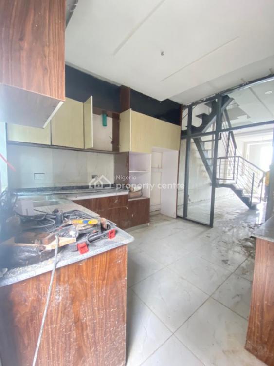 Exquisite 4 Bedroom Duplex with Bq in Secured Estate, Ajah, Lekki, Lagos, Semi-detached Duplex for Sale