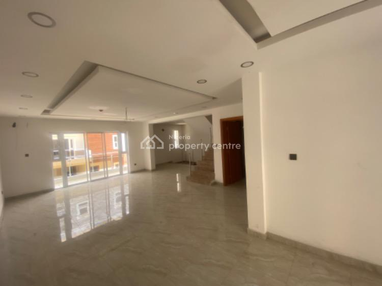 Serviced 4 Bedroom Terrace Duplex with Pool Gym and Serene Area, Off Fola Osibo, Lekki Phase 1, Lekki, Lagos, Terraced Duplex for Sale