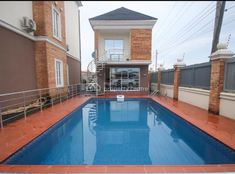 Fully Furnished 4 Bedrooms Duplex with Pool, Oniru, Victoria Island (vi), Lagos, Detached Duplex Short Let