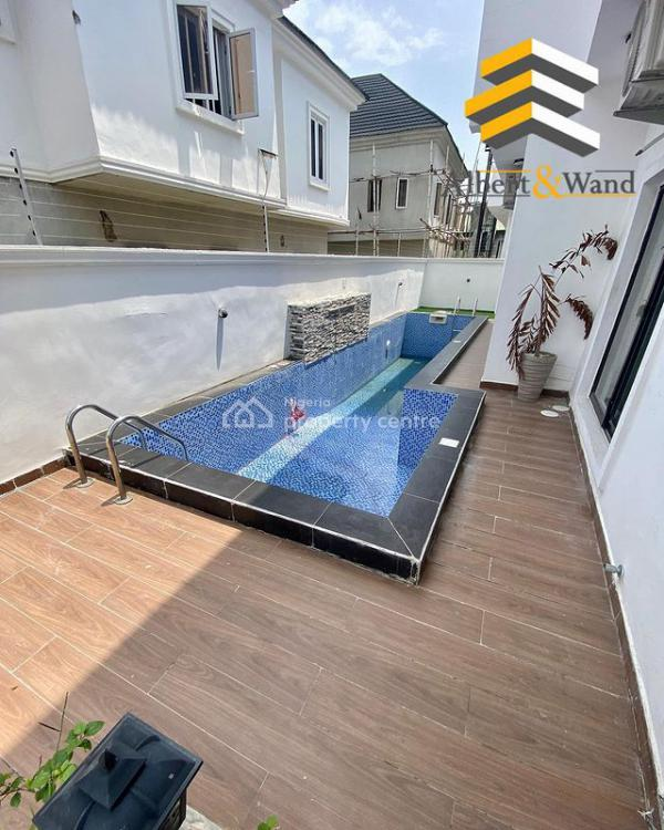 4 Bedroom Fully Detached House, Agungi, Lekki, Lagos, Detached Duplex for Rent