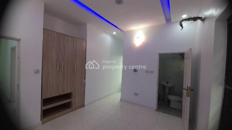 Amazing Deal for a 4 Bedroom Duplex With1 Room Bq and Car Park, Chevron, Lekki Phase 2, Lekki, Lagos, Semi-detached Duplex for Sale