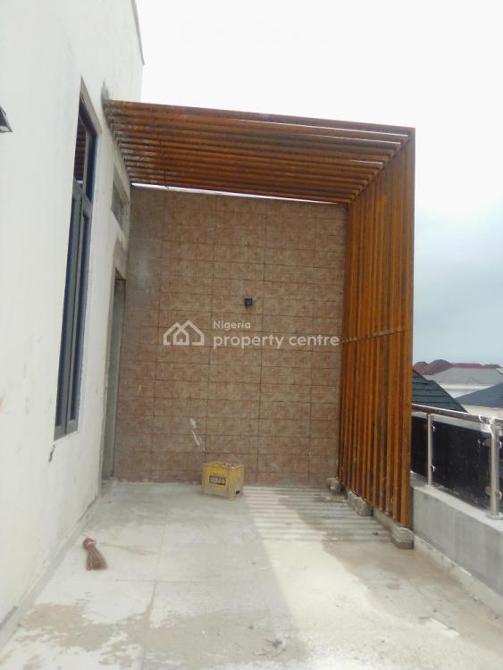 Newly Built 5 Bedroom Fully Detached Duplex with Bq, Idado, Lekki, Lagos, Detached Duplex for Sale