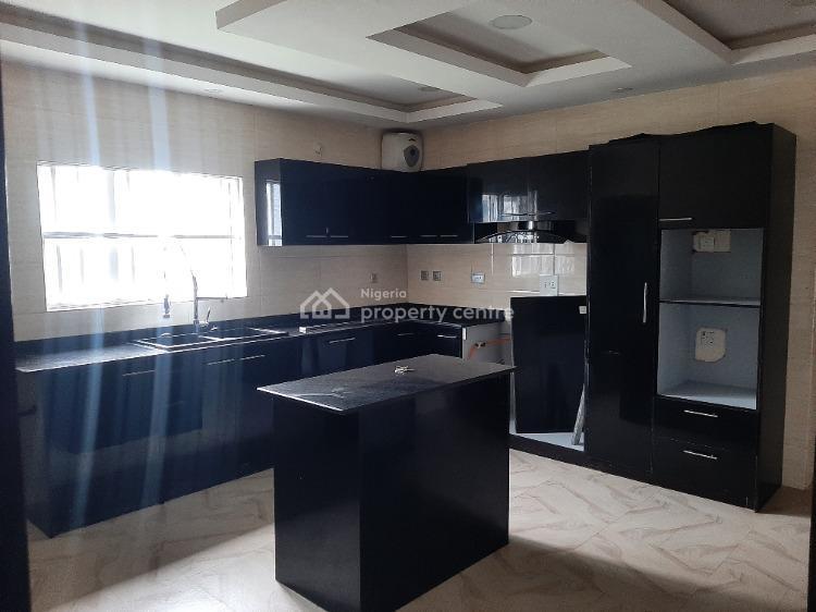 Spacious Clean 4 Bedroom Paint House, Before Sangotedo Shop Rite, Sangotedo, Ajah, Lagos, Flat / Apartment for Rent