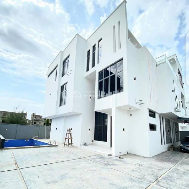 Sophisticated Detached 5 Bedroom Duplex, Pinnock Beach, Osapa, Lekki, Lagos, Detached Duplex for Sale