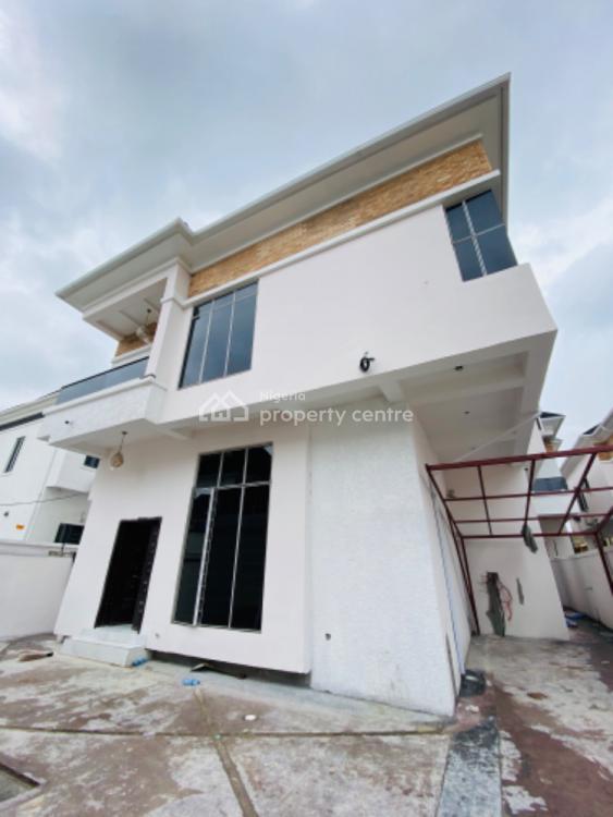 4 Bedroom Fully Detached Duplex with a Room Bq, Orchid, Lekki, Lagos, Detached Duplex for Sale