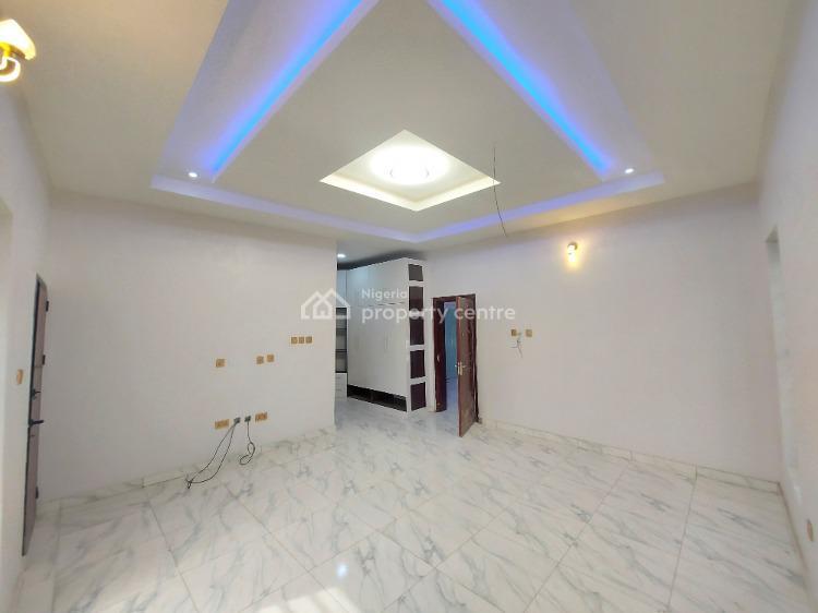 Nicely Built 4 Bedroom Ensuite Semi Detached in an Estate, Lekki County Road, Ikota, Lekki, Lagos, Semi-detached Duplex for Rent