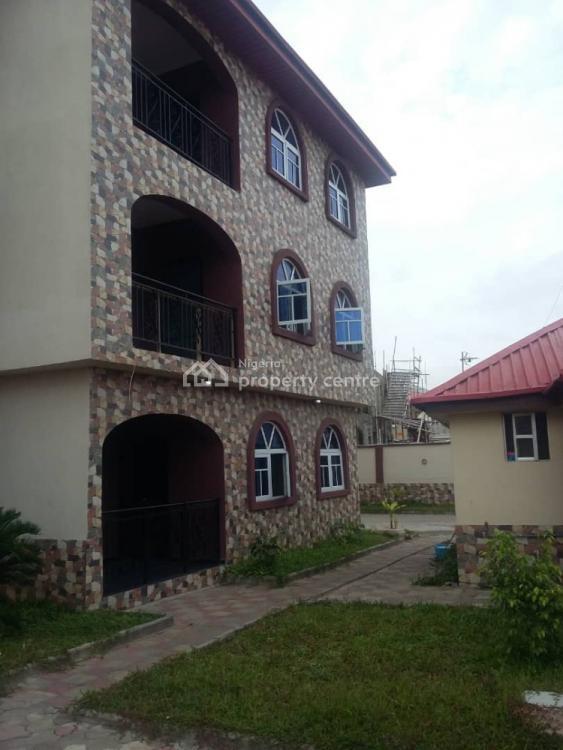 6 Units of 3 Bedroom Blocks of Flat, Ikushela Way Facing The Road, Ikate Elegushi, Lekki, Lagos, Hotel / Guest House for Sale