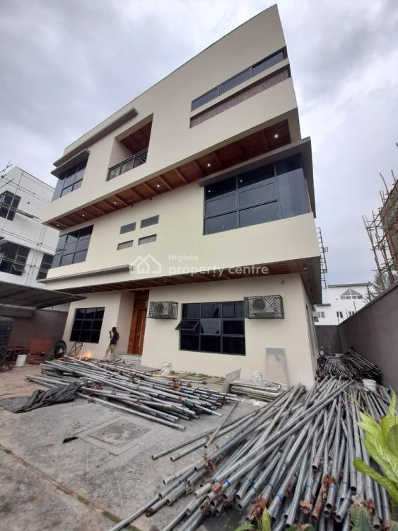Waterfront 5 Bedroom Fully Detached Smart House with Swimming Pool,, Ikoyi, Lagos, Detached Duplex for Sale