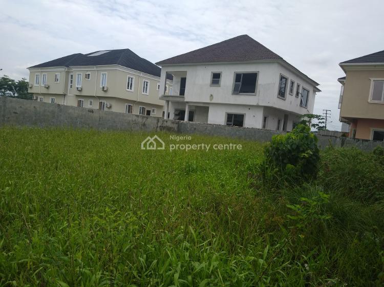 580 Sqm, Fountain Springville Estate, Sangotedo, Ajah, Lagos, Residential Land for Sale