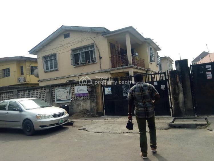 Luxury Block of 4 Bedrooms, Sabo, Yaba, Lagos, House for Sale