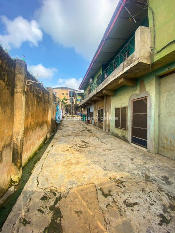 Fenced Plot with Demolishable Building, Nelson Cole Estate, Iju-ishaga, Agege, Lagos, Residential Land for Sale